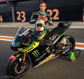 Johann Zarco - Tech 3 Racing