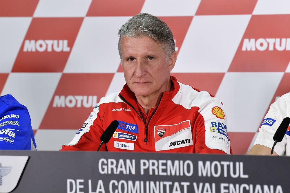 MotoGP: Ciabatti comenta rumores sobre Petrucci e Miller