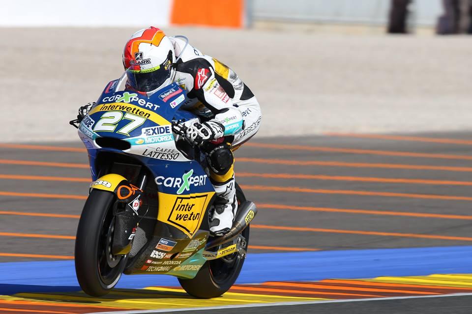 Moto2: Lecuona, Marini, Locatelli e DiGiannantonio à Q2