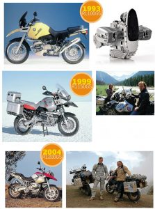 BMW GS - Series History 5