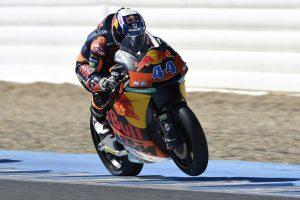 Oliveira, Jerez Moto2 test 8-10 March 2017