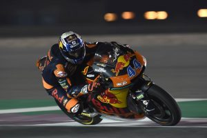 Oliveira, Qatar Moto2 Test 17-19th March 2017