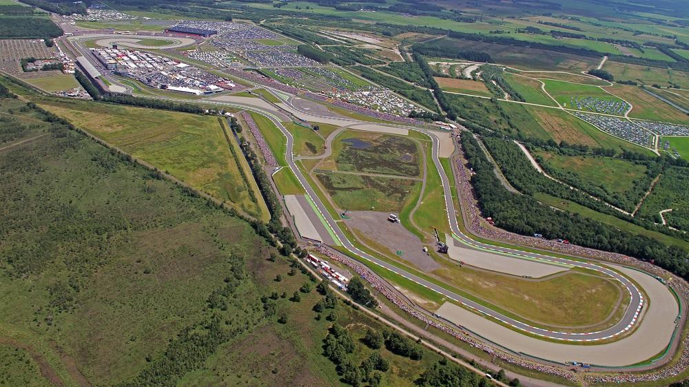 MotoGP: Circuito de Assen alvo de melhorias