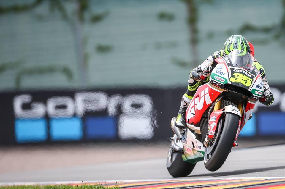 MotoGP: Cal Crutchlow deseja regresso de Donington Park ao Mundial