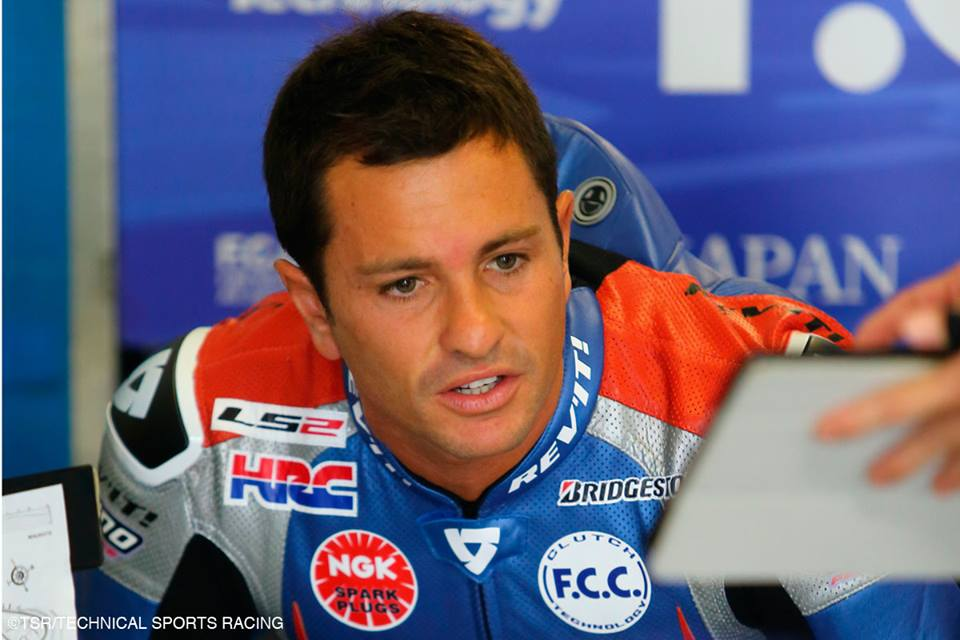 """EWC – Randy de Puniet: """"Para a Honda tem a mesma importância vencer em Suzuka ou o título de MotoGP"""""""