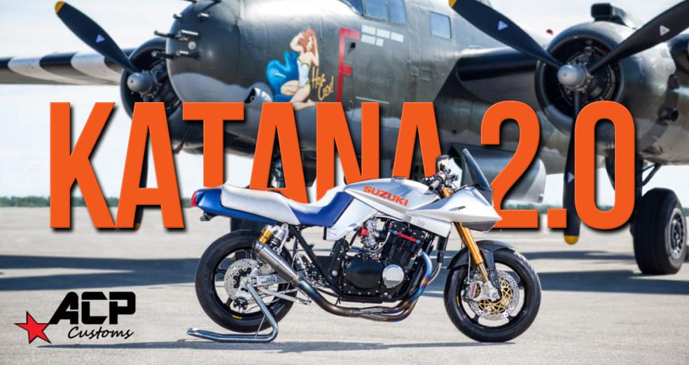 SUZUKI KATANA 2.0 – by ACP Customs
