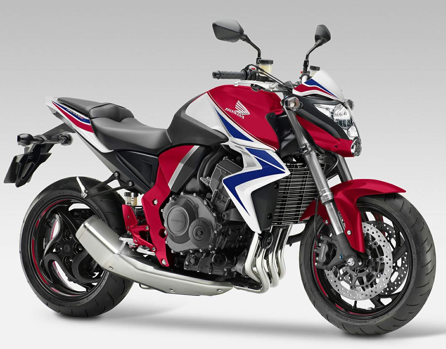 Honda CB1000R Modelo De 2017