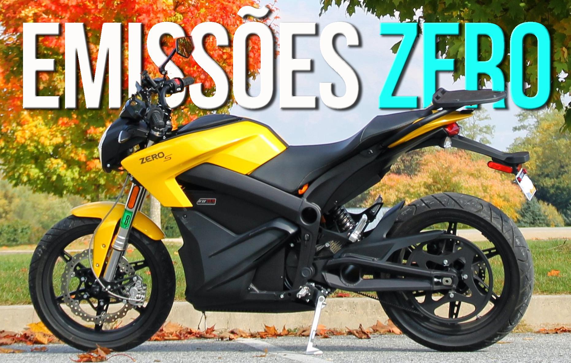 ZERO Motorcycles – Um Futuro com Zero Emissões