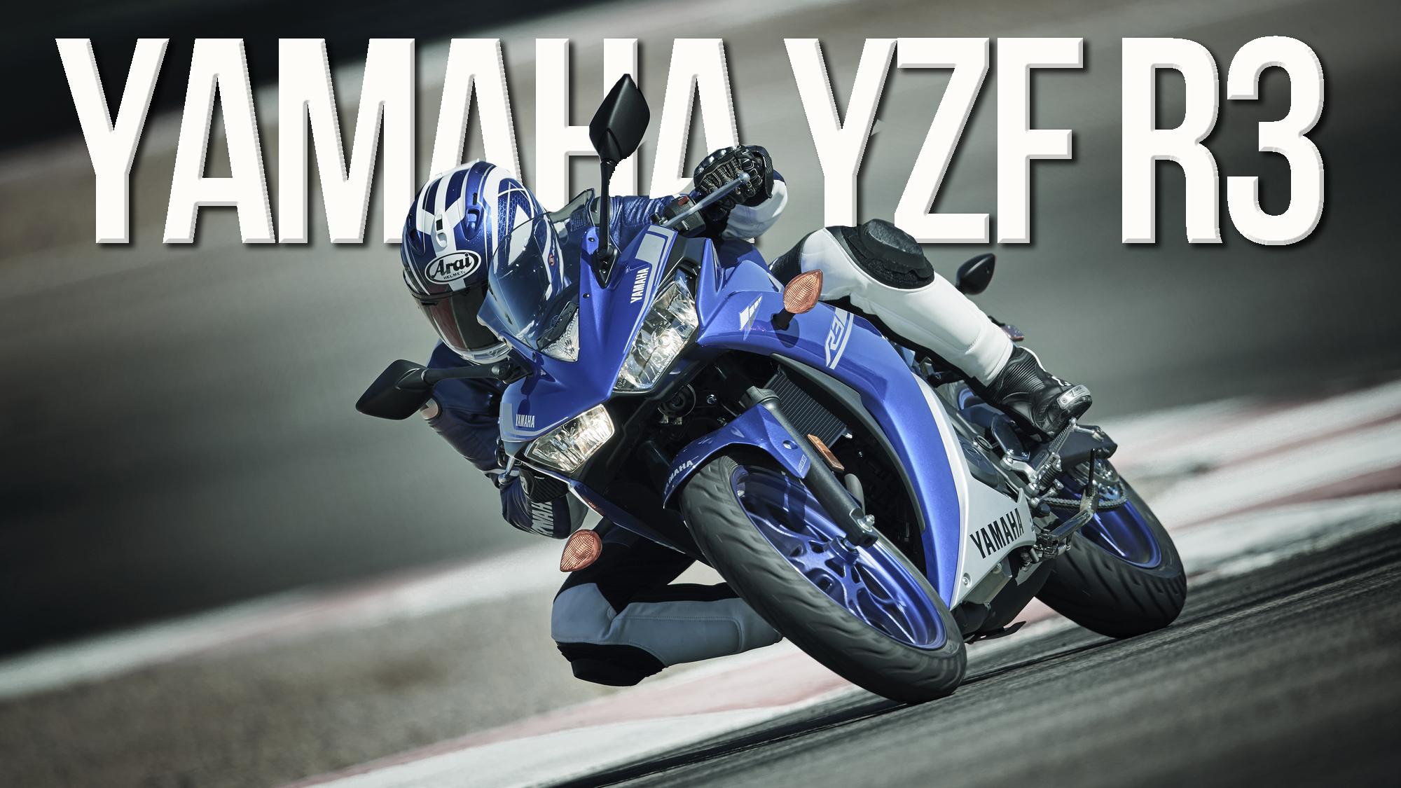 Yamaha YZF R3 – Uma campeã do mundo acessível a todos