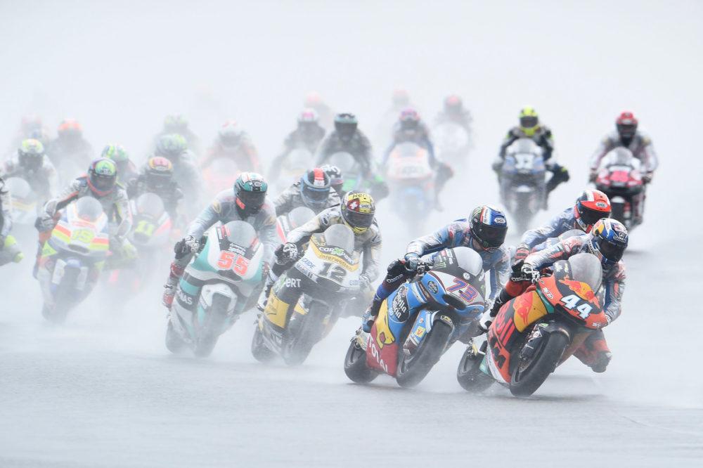 Moto2: Comissão define testes com motores Triumph
