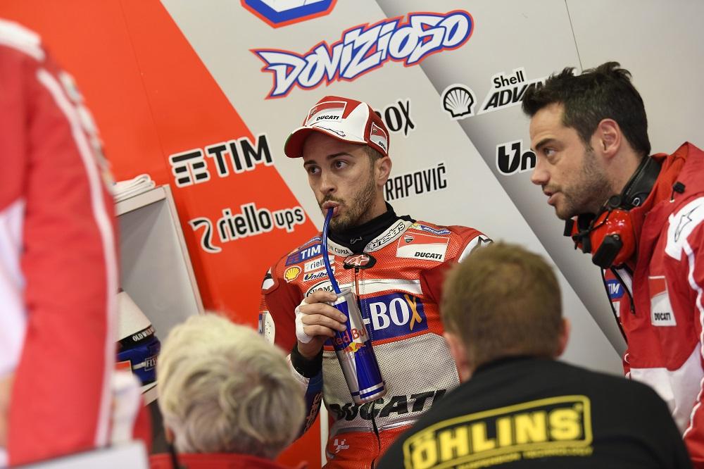 """MotoGP – Andrea Dovizioso: """"Sei que Phillip Island é um dos circuitos favoritos de Marc Márquez"""""""