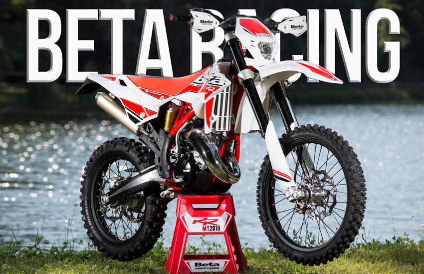 BETA Enduro 2018 – RACING Editions