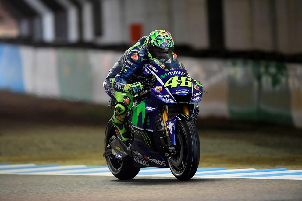 """MotoGP – Valentino Rossi: """"Quero regressar aos bons resultados"""""""