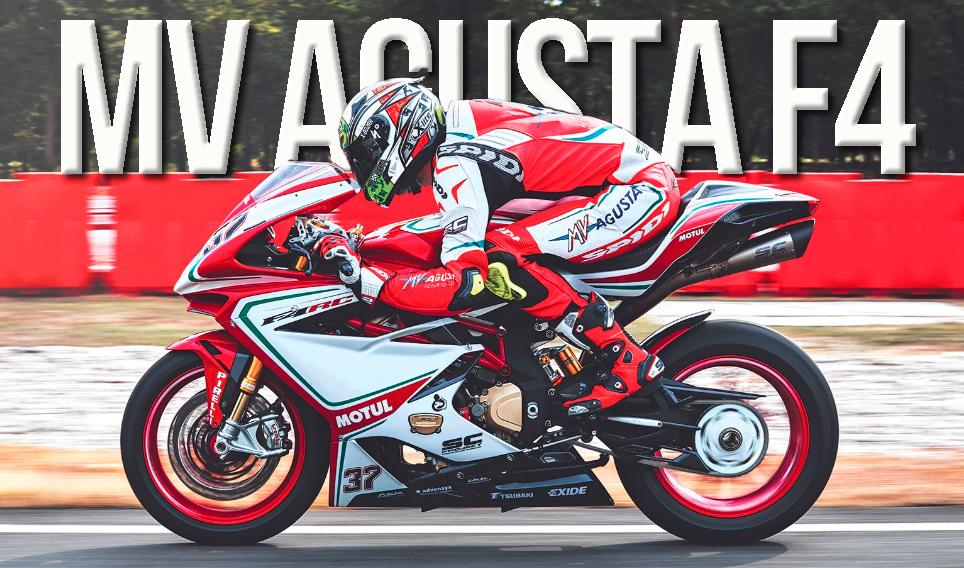Edição Especial da MV Agusta F4 RC – Reparto Corse