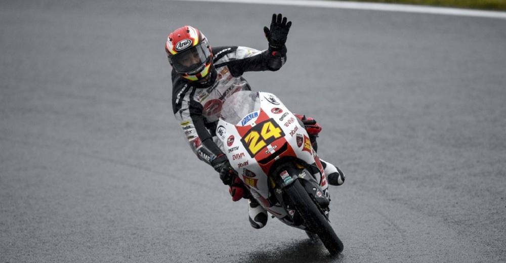 Moto3: SIC58 confirma Tatsuki Suzuki à justa