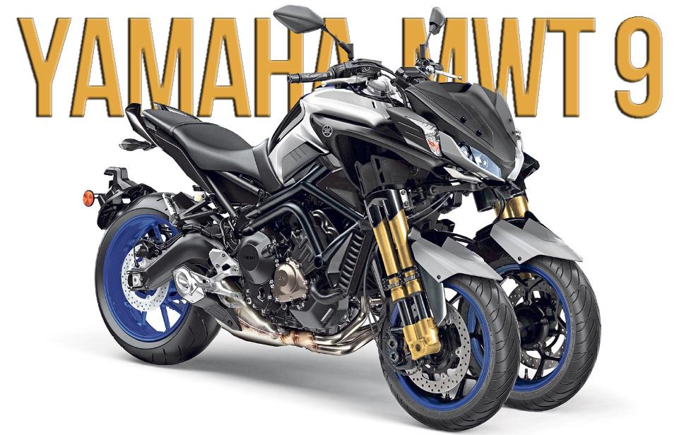 Yamaha MWT-9  Uma  ThreeWheeler Radical