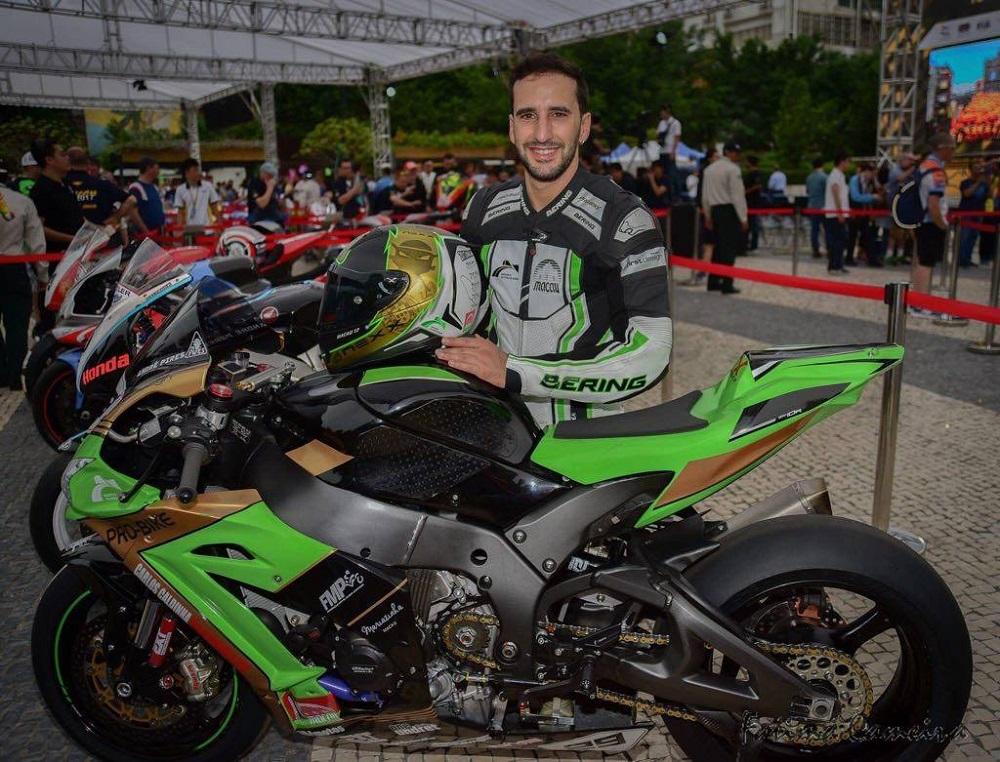 GP Macau: André Pires já iniciou quinta participação