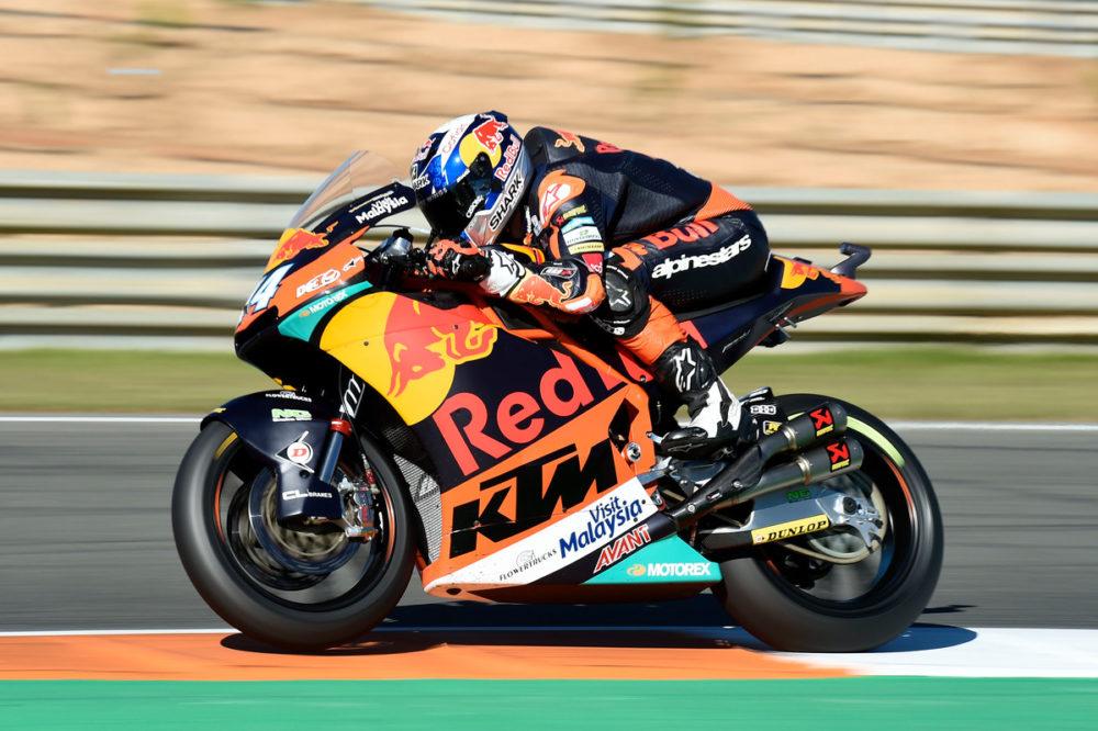 Moto2: Miguel Oliveira encerra dia em terceiro
