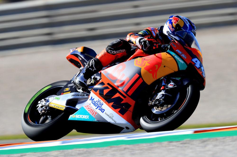 Moto2: Álex Márquez novo líder, Miguel Oliveira terceiro