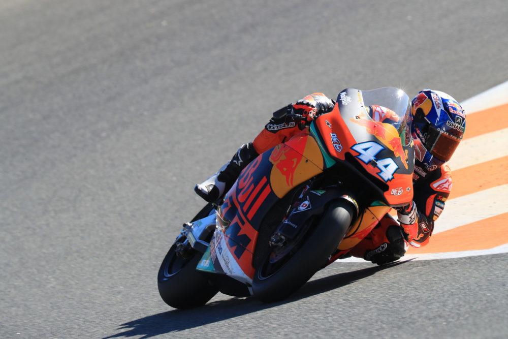 Moto2: Miguel Oliveira arranca o dia em segundo