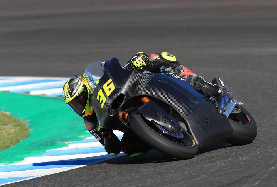 Moto2 – Vídeo: Joan Mir mostra-se em Jerez