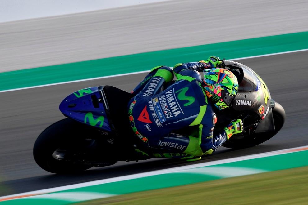 MotoGP: Valentino Rossi focado no desenvolvimento do novo motor