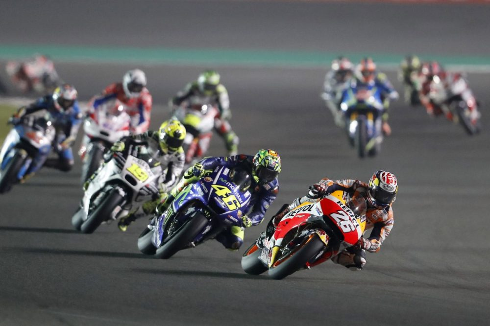 MotoGP: GP do Qatar com alterações no programa