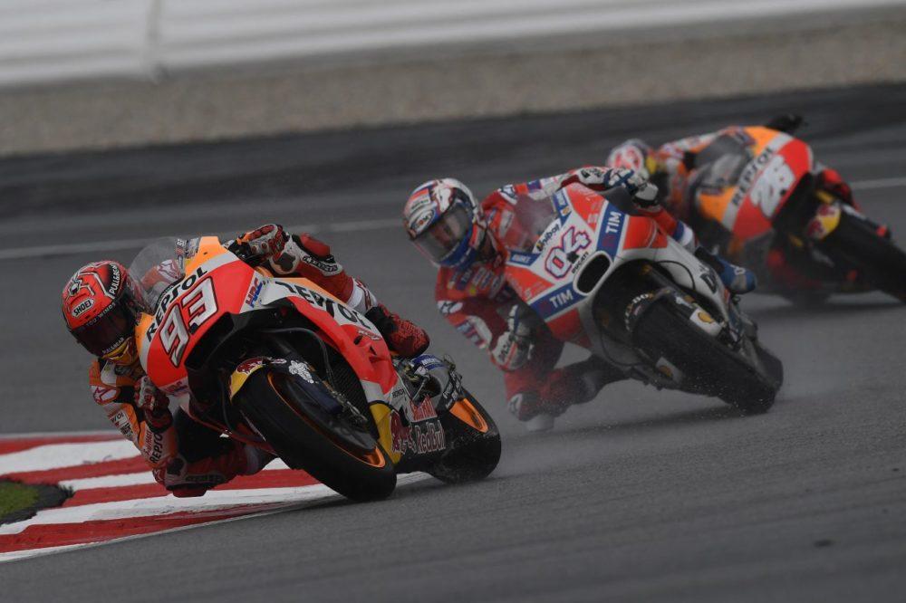 MotoGP: Marc Márquez aprendeu a não subestimar os adversários