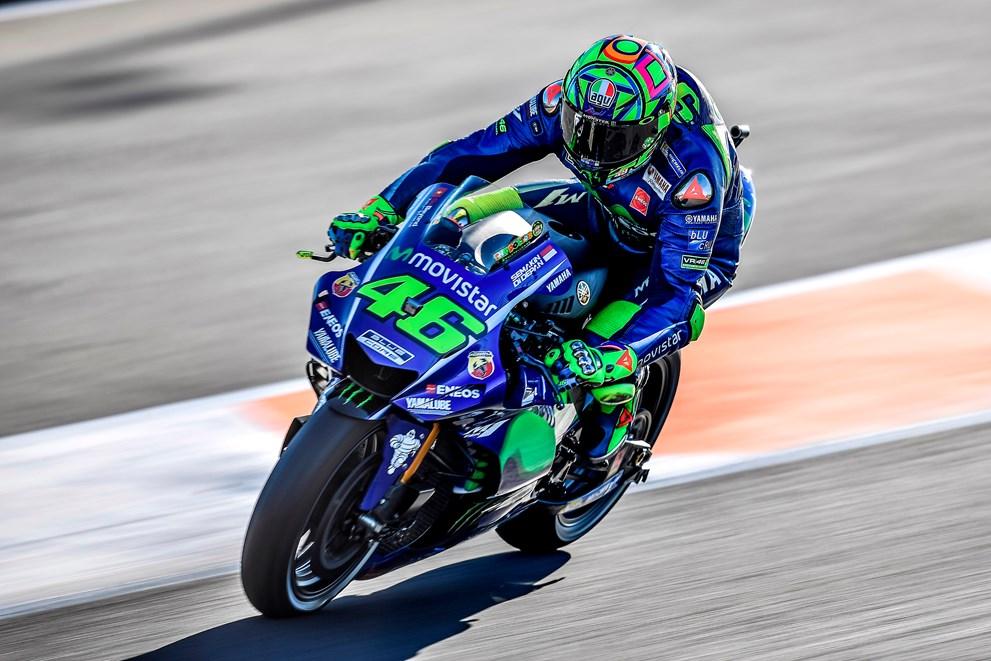 MotoGP: Yamaha com motor mais potente para 2018