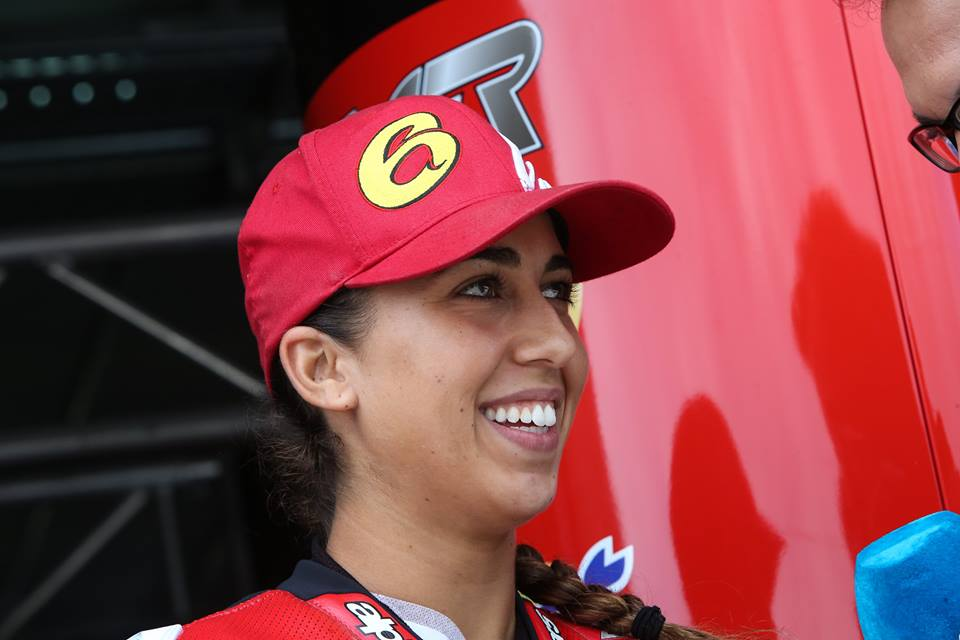 María Herrera muda-se para o Mundial de Supersport 300