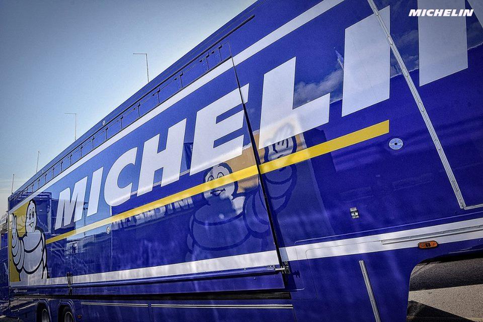 Michelin associa-se à Taça do Mundo de motos elétricas