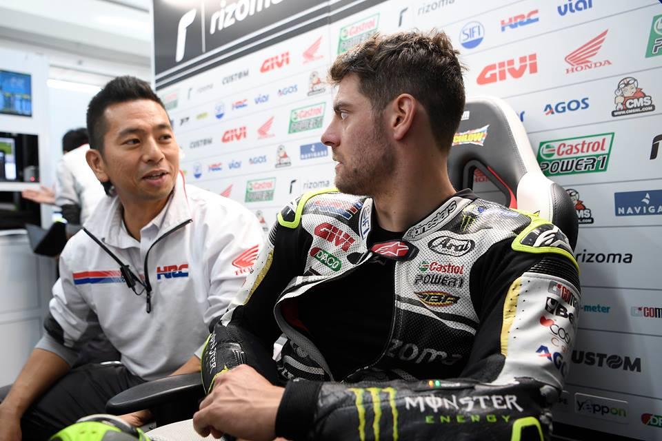 MotoGP: Andrea Iannone foi o 'responsável' pela saída de Cal Crutchlow da Ducati