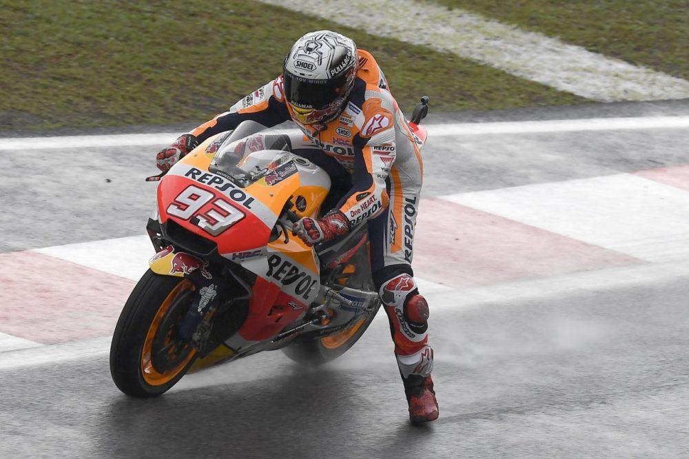"""MotoGP – Marc Márquez: """"Existe sempre a vontade de vencer com outra moto"""""""