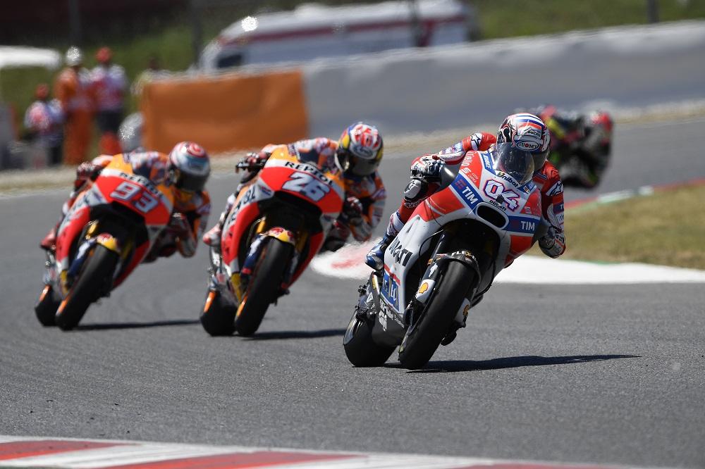 MotoGP: Testes extra no Circuito Barcelona-Catalunha