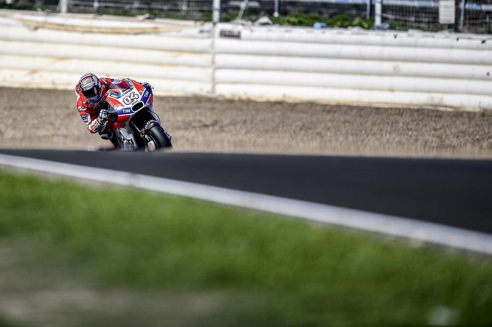 """MotoGP – Andrea Dovizioso: """"Vamos lutar novamente pelo título em 2018"""""""