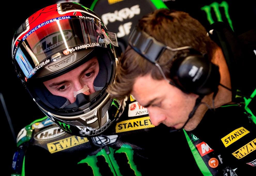 MotoGP: Herve Poncharal garante Jonas Folger nos testes de Sepang