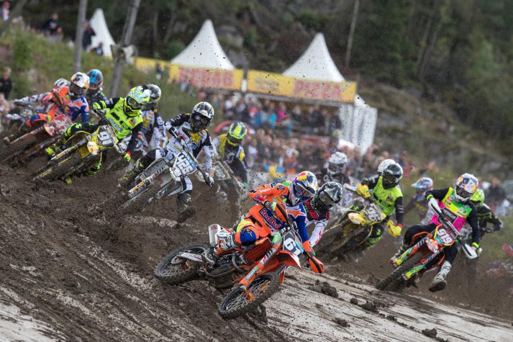 MXGP: GP da Suécia cancelado