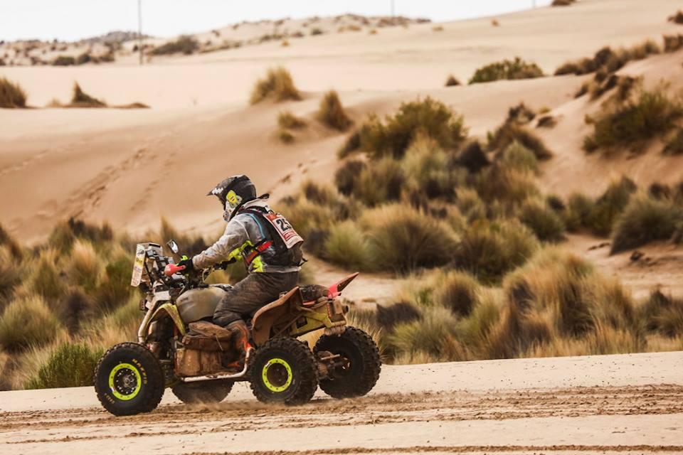 Dakar 2018: Nicolas Cavigliasso não pára de ganhar