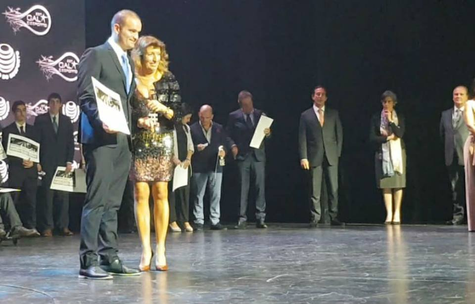 TT: Arnaldo Martins distinguido na Gala do Desporto
