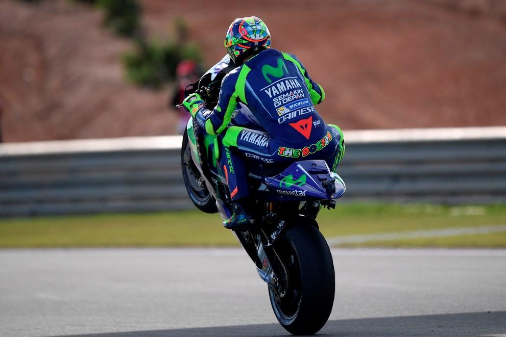 MotoGP: Valentino Rossi nomeado para Prémio Laureus
