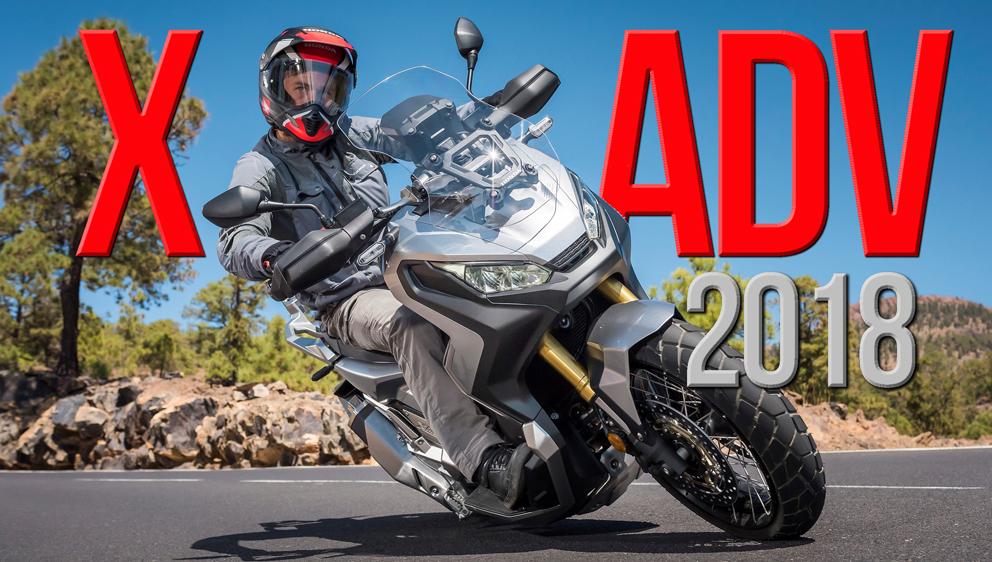 Honda X-ADV 2018 – Um Conceito Inovador de Enorme Sucesso