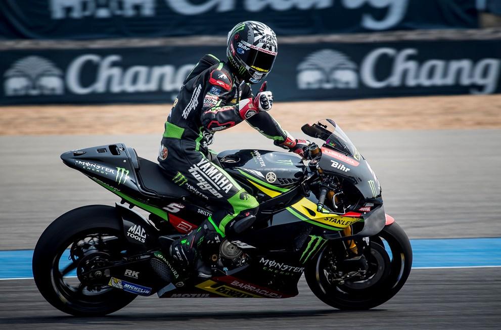 """MotoGP – Herve Poncharal: """"Sei que Rossi e Viñales olham para os dados de Johann Zarco"""""""