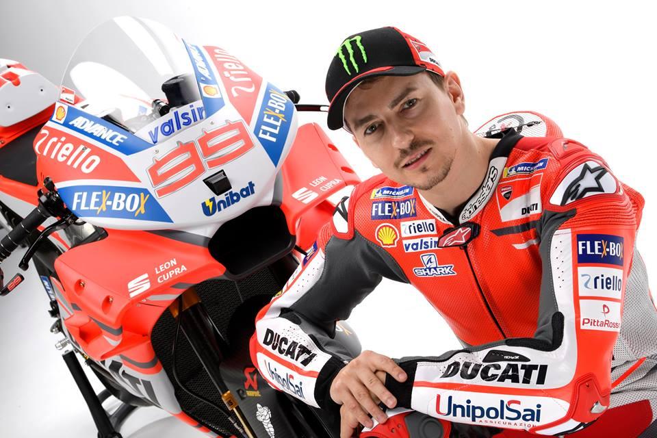 MotoGP: Jorge Lorenzo com redução salarial na Ducati?