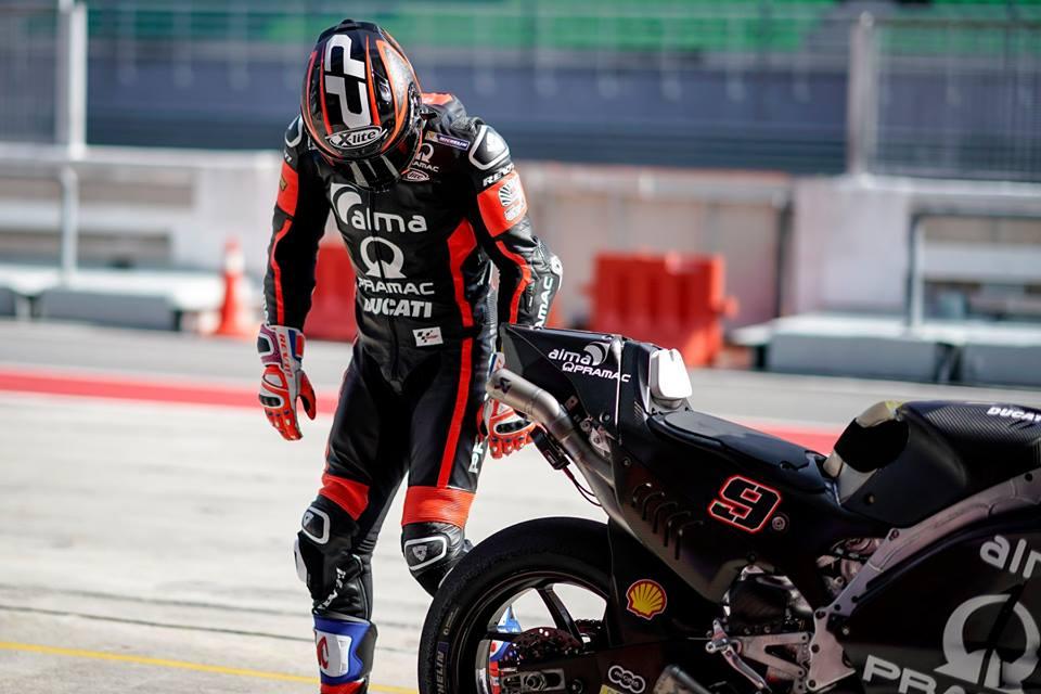 MotoGP: Danilo Petrucci com futuro incerto