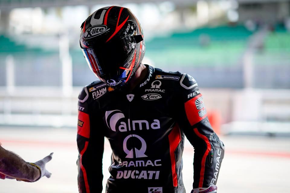MotoGP: Danilo Petrucci surpreendido com contratação de Francesco Bagnaia