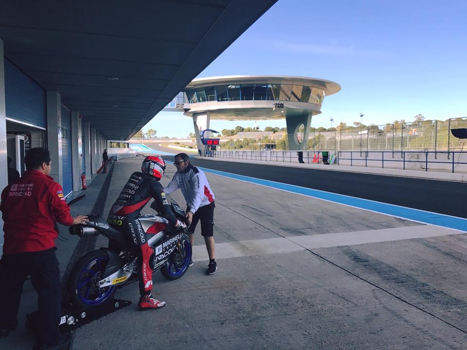 Moto3: Tony Arbolino supera Enea Bastianini