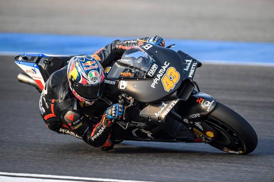 """MotoGP – Jack Miller: """"Não estava tão confiante desde o Moto3"""""""