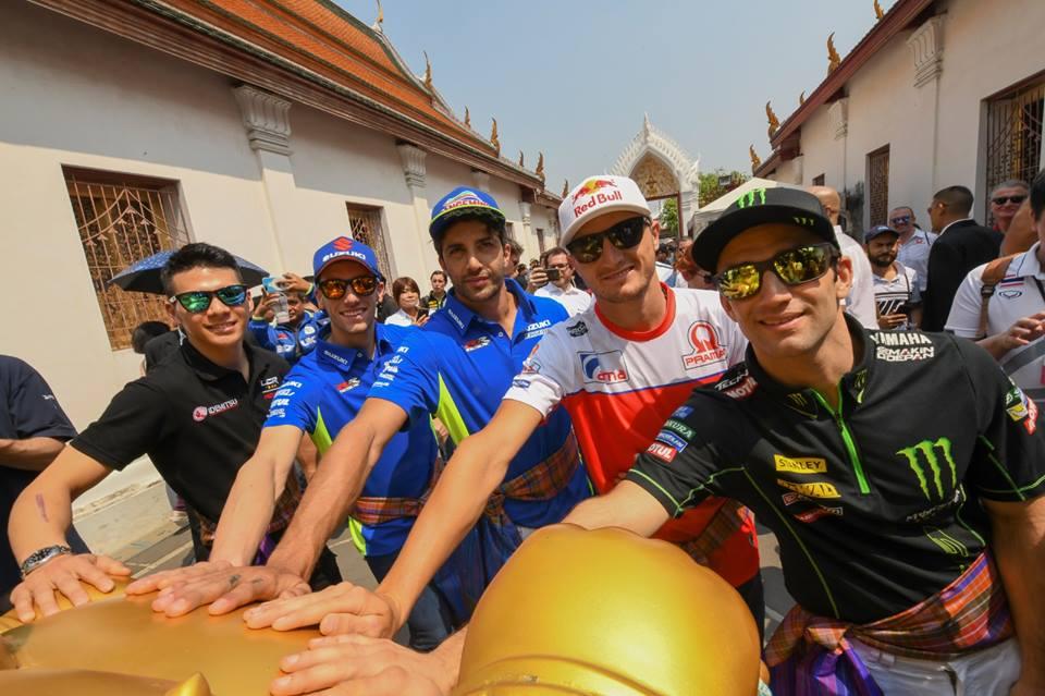 MotoGP: À descoberta da Tailândia