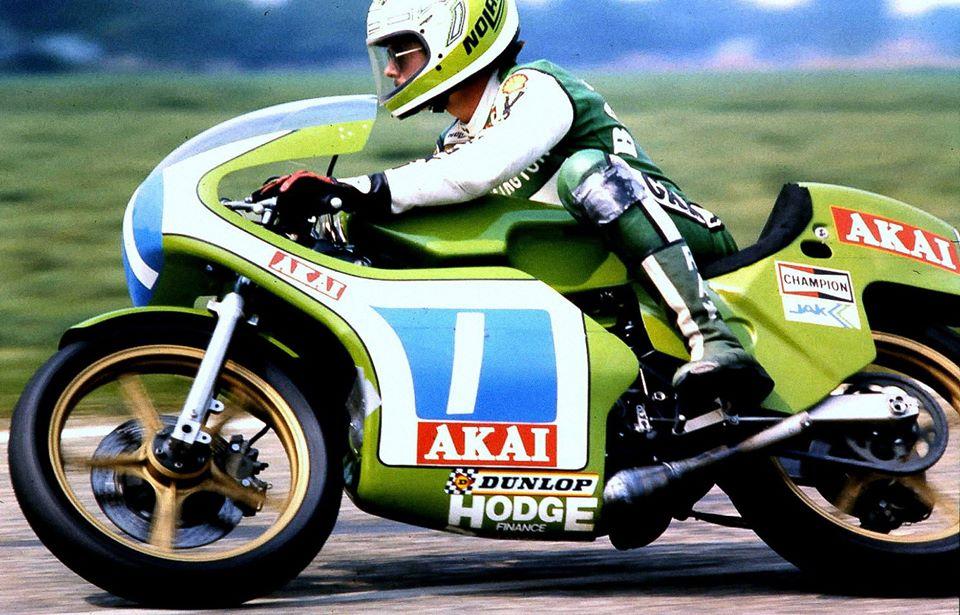 MotoGP: Kork Ballington nomeado Lenda