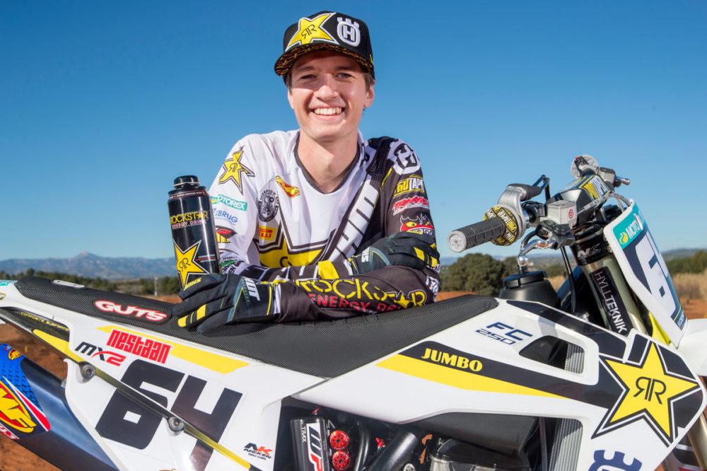 MXGP, Vídeo: Thomas Covington prepara-se para 2018